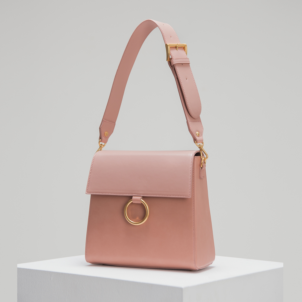 Two strap bag_pink